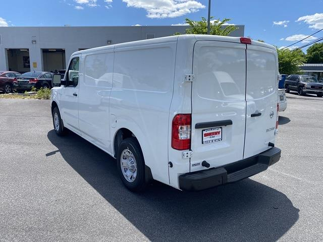2021 Nissan NV2500 4x2, Empty Cargo Van #E807097 - photo 14