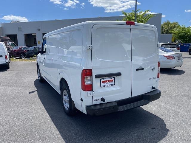 2021 Nissan NV2500 4x2, Empty Cargo Van #E807097 - photo 15