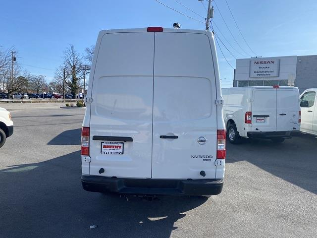 2021 Nissan NV3500 4x2, Empty Cargo Van #E807107 - photo 1