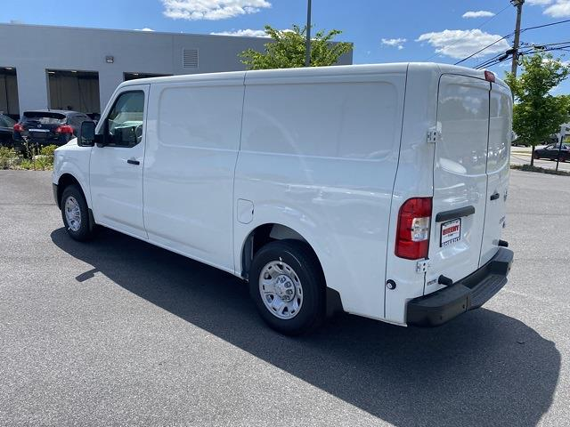 2021 Nissan NV2500 4x2, Empty Cargo Van #E807177 - photo 13