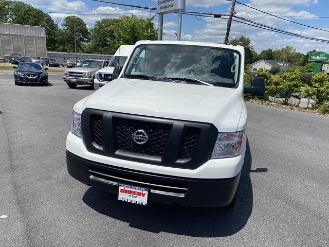 2021 Nissan NV2500 4x2, Empty Cargo Van #E807177 - photo 6