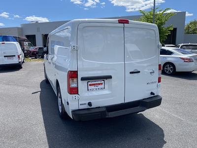 2021 Nissan NV2500 4x2, Empty Cargo Van #E807177 - photo 3