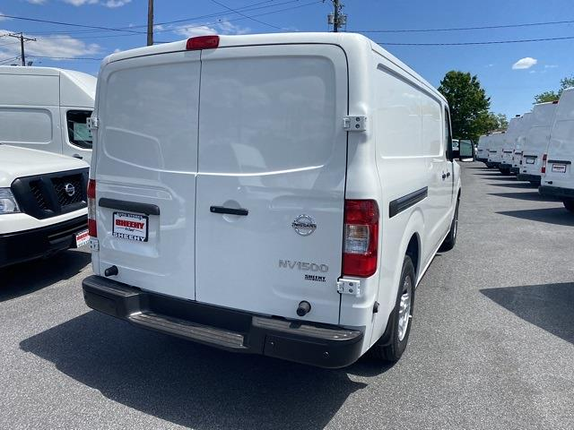 2021 Nissan NV1500 4x2, Empty Cargo Van #E807286 - photo 1