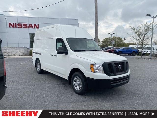 2021 Nissan NV2500 4x2, Empty Cargo Van #E807318 - photo 1