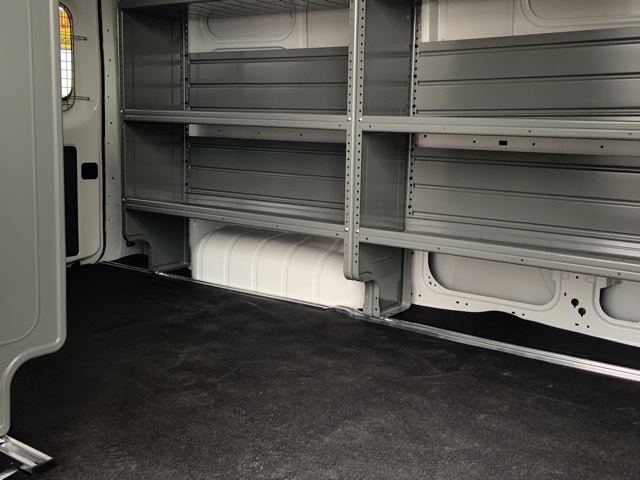 2019 NV2500 High Roof 4x2, Adrian Steel Upfitted Cargo Van #E807737 - photo 12