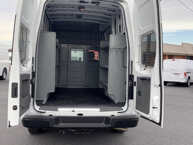 2019 Nissan NV2500 High Roof 4x2, Adrian Steel Upfitted Cargo Van #E807737 - photo 1