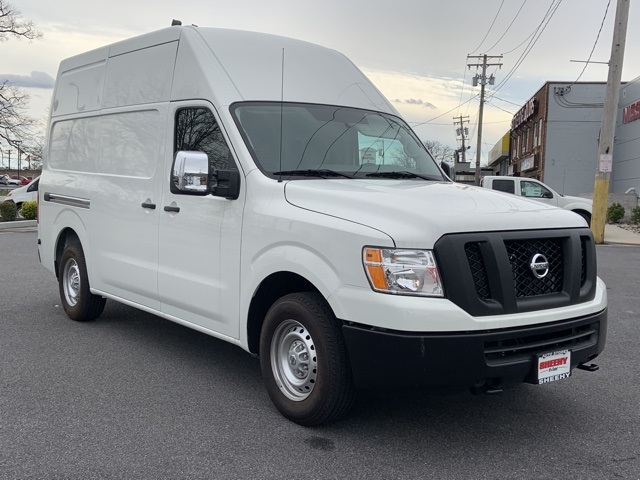 2019 NV2500 High Roof 4x2, Empty Cargo Van #E807737 - photo 3