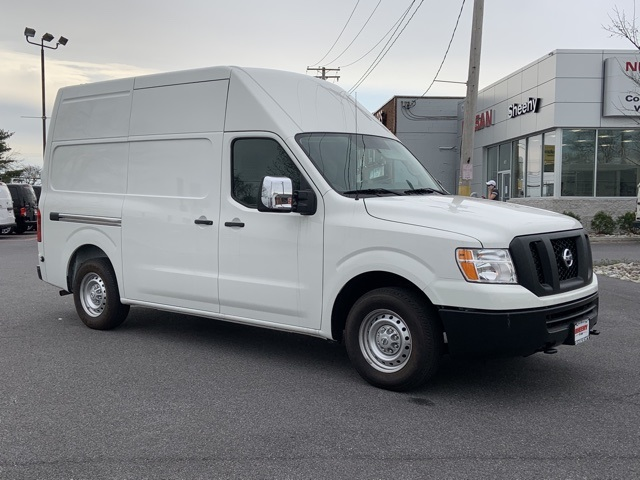 2019 NV2500 High Roof 4x2, Empty Cargo Van #E807737 - photo 4