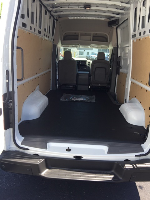 2019 NV2500 High Roof 4x2, Empty Cargo Van #E808284 - photo 2