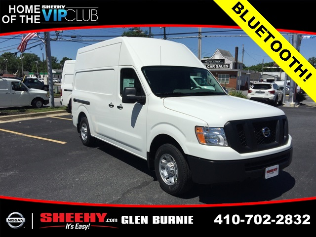 2019 NV2500 High Roof 4x2,  Empty Cargo Van #E808433 - photo 1