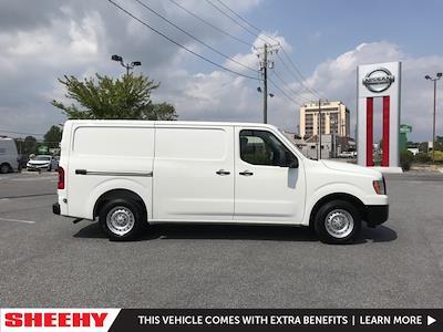 2020 Nissan NV2500 Standard Roof 4x2, Empty Cargo Van #E808470 - photo 1