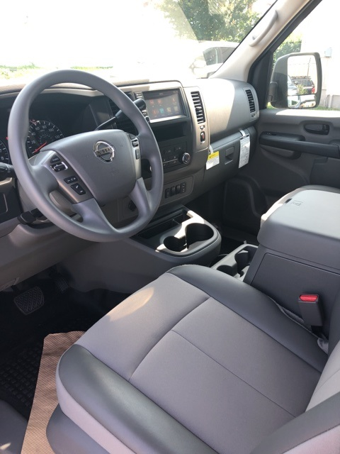2019 NV2500 Standard Roof 4x2,  Empty Cargo Van #E808940 - photo 6