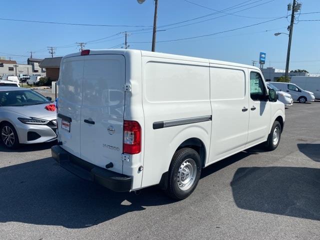 2020 Nissan NV2500 Standard Roof 4x2, Empty Cargo Van #E809046 - photo 7