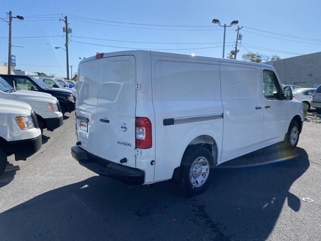 2020 Nissan NV1500 Standard Roof 4x2, Empty Cargo Van #E809133 - photo 1