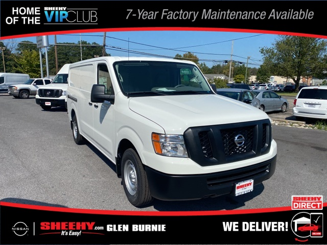 2020 Nissan NV1500 Standard Roof 4x2, Empty Cargo Van #E809199 - photo 1