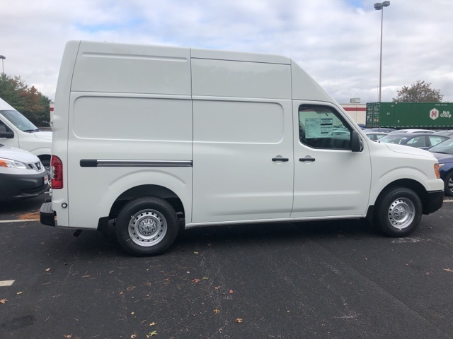 2019 NV2500 High Roof 4x2, Empty Cargo Van #E809453 - photo 7