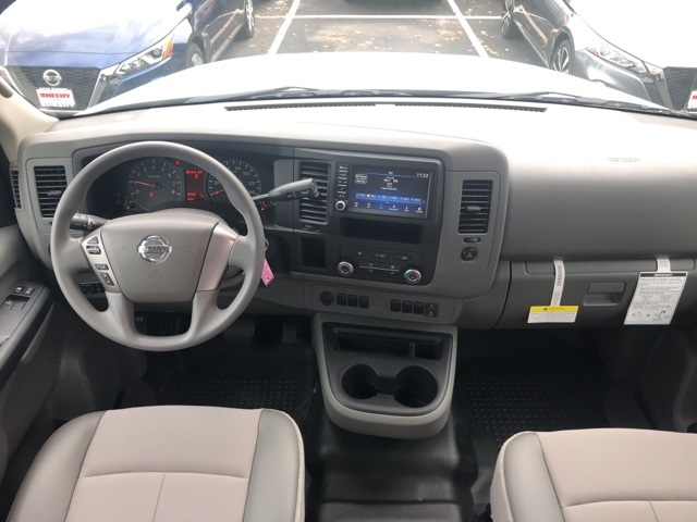 2019 NV2500 High Roof 4x2, Empty Cargo Van #E809453 - photo 8