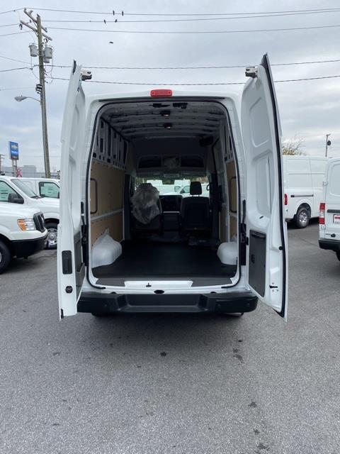 2020 Nissan NV2500 High Roof 4x2, Empty Cargo Van #E809475 - photo 1