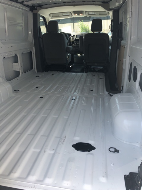 2019 NV2500 Standard Roof 4x2,  Empty Cargo Van #E809605 - photo 2