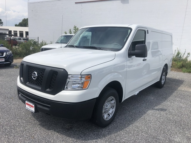 2019 NV2500 Standard Roof 4x2,  Empty Cargo Van #E809672 - photo 4