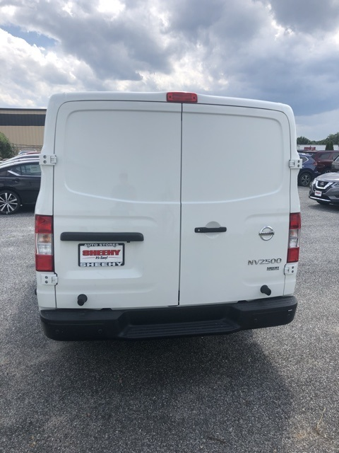 2019 NV2500 Standard Roof 4x2,  Empty Cargo Van #E809749 - photo 5