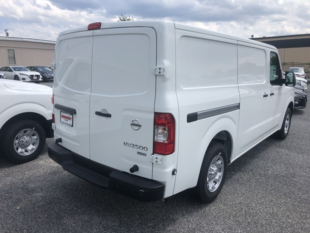 2019 NV2500 Standard Roof 4x2,  Empty Cargo Van #E809749 - photo 6