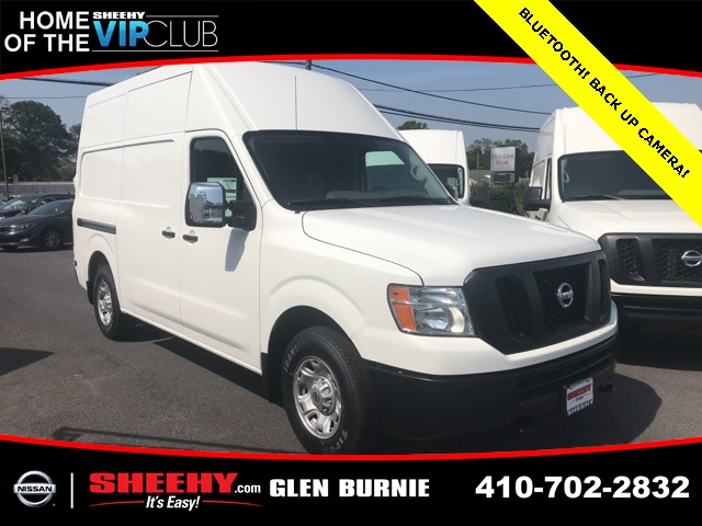 2019 NV3500 High Roof 4x2,  Empty Cargo Van #E810299 - photo 1