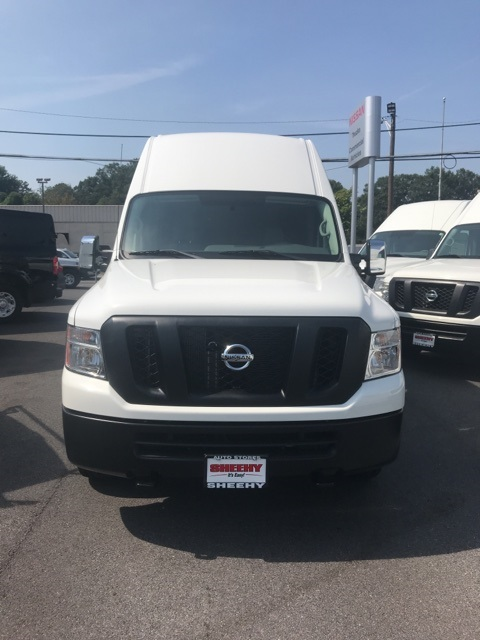 2019 NV3500 High Roof 4x2,  Empty Cargo Van #E810299 - photo 3