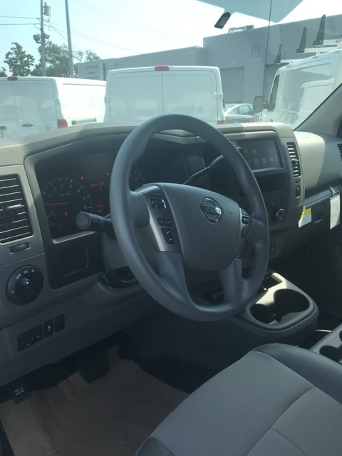 2019 NV3500 High Roof 4x2,  Empty Cargo Van #E810299 - photo 7