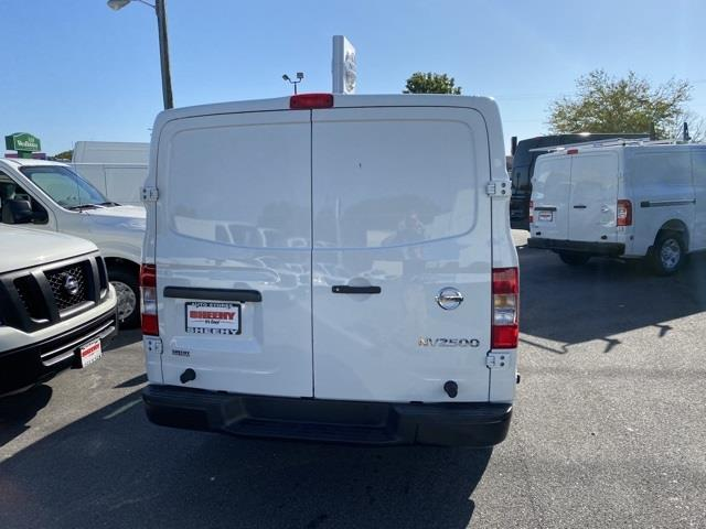 2020 Nissan NV2500 Standard Roof 4x2, Empty Cargo Van #E810326 - photo 8