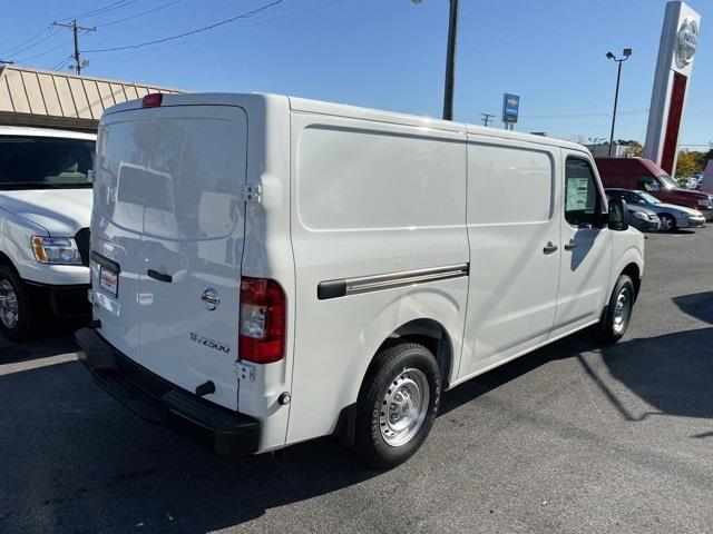 2020 Nissan NV2500 Standard Roof 4x2, Empty Cargo Van #E810326 - photo 9