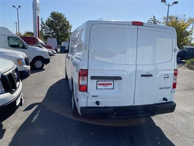 2020 Nissan NV2500 Standard Roof 4x2, Empty Cargo Van #E810326 - photo 6