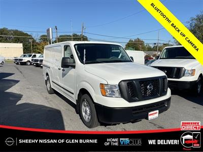2020 Nissan NV1500 Standard Roof 4x2, Empty Cargo Van #E810455 - photo 1