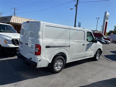 2020 Nissan NV2500 Standard Roof 4x2, Empty Cargo Van #E810458 - photo 2