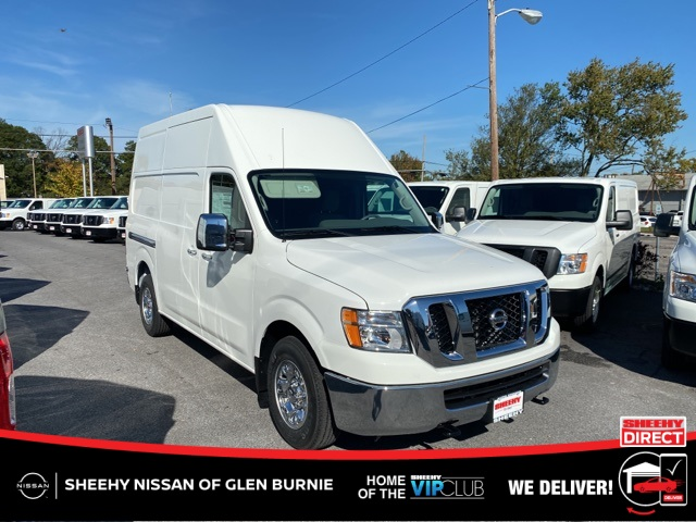 2020 Nissan NV3500 High Roof 4x2, Empty Cargo Van #E811046 - photo 1
