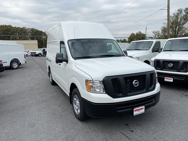 2020 Nissan NV2500 High Roof 4x2, Empty Cargo Van #E811635 - photo 4
