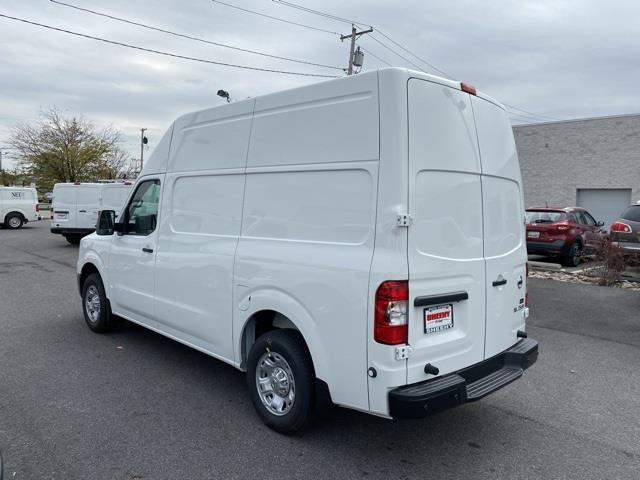 2020 Nissan NV2500 High Roof 4x2, Empty Cargo Van #E811635 - photo 8