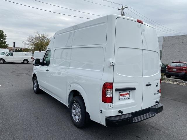 2020 Nissan NV2500 High Roof 4x2, Empty Cargo Van #E811635 - photo 9