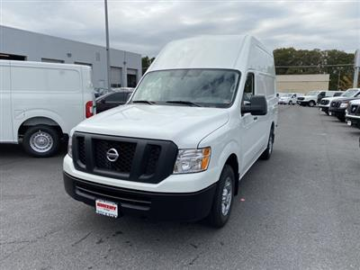 2020 Nissan NV2500 High Roof 4x2, Empty Cargo Van #E811635 - photo 7