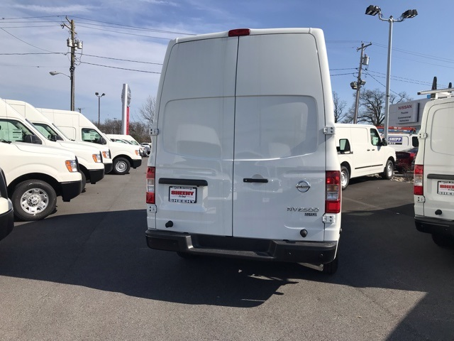 2018 NV2500 High Roof 4x2,  Empty Cargo Van #E816513 - photo 5