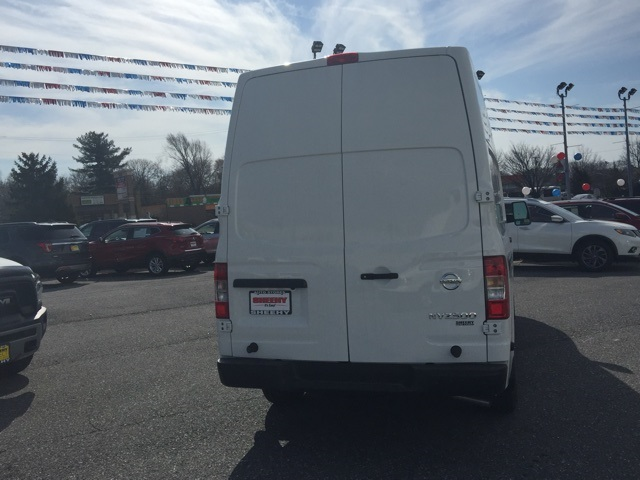 2018 NV2500 High Roof 4x2,  Empty Cargo Van #E817993 - photo 4