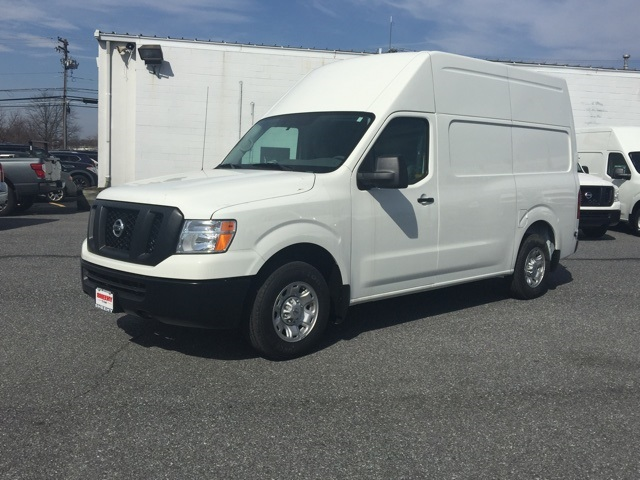 2018 NV2500 High Roof 4x2,  Empty Cargo Van #E817993 - photo 7