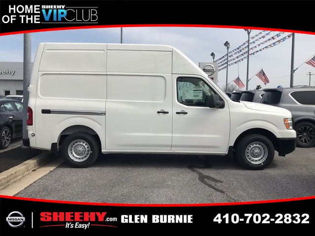 2018 NV2500 High Roof 4x2,  Empty Cargo Van #E818435 - photo 1