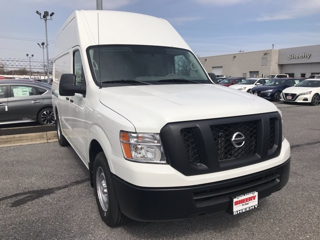 2018 NV2500 High Roof 4x2,  Empty Cargo Van #E818435 - photo 3