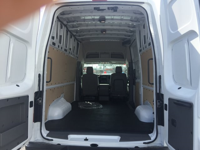 2018 NV2500 High Roof 4x2,  Empty Cargo Van #E818505 - photo 1