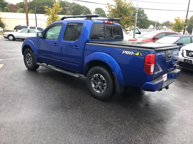 2014 Frontier Crew Cab 4x4, Pickup #E836640A - photo 5