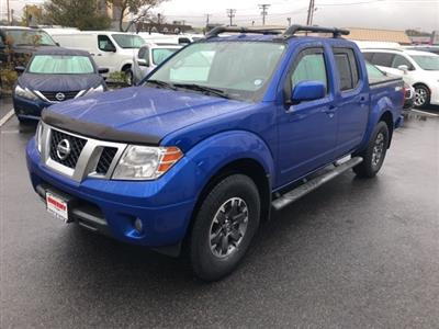 2014 Frontier Crew Cab 4x4, Pickup #E836640A - photo 4