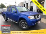 2014 Frontier Crew Cab 4x4, Pickup #E836640A - photo 1