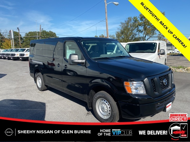 2020 Nissan NV3500 4x2, Passenger Wagon #E851676 - photo 1