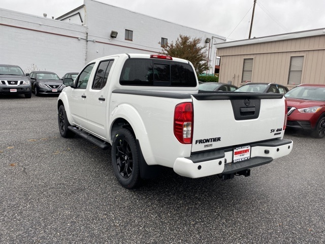 2019 Frontier Crew Cab 4x4, Pickup #E873991 - photo 5